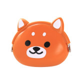 Wholesale Mini Animal Silicone Pocket Coin Wallet/Purse