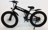 26 Inch Folding Mountain E-Fat Bike