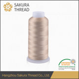 Various Colors 4000m 120d/2 Polyester Thread for Cloth Embroidery