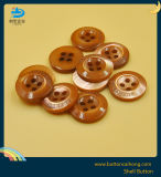 Custom Logo Trocas Shell Horn Buttons for Fashion Garment Accessories