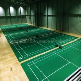Maunsell Plastic PVC Vinyl Sports Flooring for Indoor Badminton Courts