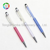 Diamond Ball Point Pen Office Stationery for Promotional Gift