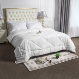 Cheap Factory White Twin Size Quilt