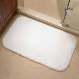 Luxury 5-Star 100% Cotton Jacquard Exquisite Embroidery Dobby Terry Bath Mat Beach Towel