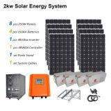 2kw Wholesale Renewable Solar Energy System Solar Power Supply for Home Solar Products