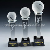Crystal Trophy Basketball Crystal Gifts