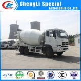 Top Selling China Cheap 10 Wheels Concrete Cement Mixer Truck
