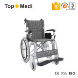 Wholesale Price Portable Lightweight Aluminum Folding Manual Wheelchair
