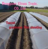 Anti Drip Poly Plastic Tunnel Greenhouse Film for Growing Flowers