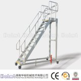 Wholesale Mobile Industrial Aluminum Platform Step