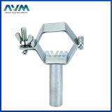 Sanitary Stainless Steel Pipe Fittings Pipe Grid Support