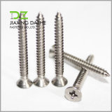 DIN7981DIN7982 DIN7983 Stainless Steel Screw Flat Head Pan Head Self Tapping Screw