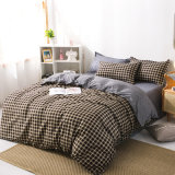 Modern Cheap Custom Bed Bedding Sets Luxury / Quilt Bedding Sets / Bed Sheet Set with Flower Print