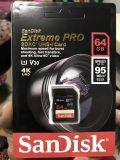 Extreme PRO 8GB 16GB 32GB 64GB 128GB up to 95MB/S Flash Memory Card SD Card