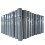 Cn Shenzhen Cheap Ventilation System Air Duct/PP Plastic Pipe