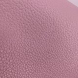 PVC Leather with Litchi for Handbag
