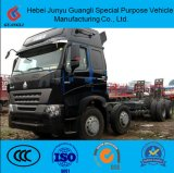 Very Cheap HOWO Tractor Truck with Man Technology 6*4