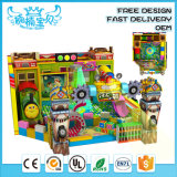 Soft Indoor Playground Games for Commercial Amusement Park