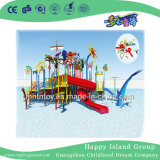 Water Park Kids Slides Commercial Playground Equipment He-4601