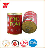 Hot Sell Tomato Paste Easy Open