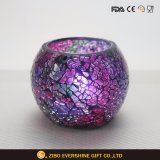 High Quality Mosaic Glass Candle Holder