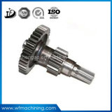 5 Axis Precision/Generator Spare Parts/Ring Gear Shaft/CNC Machining Parts for Auto Machinery