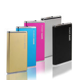 5600mAh Metal Case Li-Polymer Powerbank for All Phone