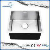 Hot Sale Stainless Steel Handmade Sink (ACS5045R)