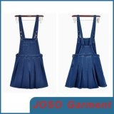 Girl Fashion Denim Overall Dress (JC2035)