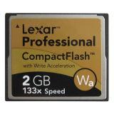 Lexar 2GB Professional 133X Wa Compact Flash Card