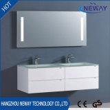 Home Furniture Waterproof LED Mirrored Bathroom Vanity Units