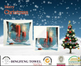 Custom 3D Digital Printing Chirstmas Pillow Case/Cushion Cover