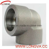 90 Degree Stainless Steel High Pressure Welding Elbow