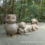 Modern Animal Stone Statue