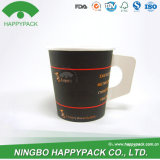 Best Manufacturers in China Milk Tea Paper Cup with Handle