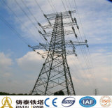 ISO 9001 Certificate Transmission Angle Steel Tower