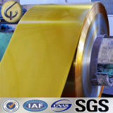 Golden Coated Tinplate Steel Coil /Strip