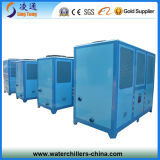 High Performance Air Cooled Industrial Water Chiller / 26 Tons Air Cooler Chiller