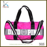 Custom Made Fashion Weekend Nylon Duffel Sport Travel Gym Bag