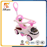 China Wholesale Plastic Kids Toy with Push Bar
