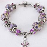 Original Gifts European Style Charm Pan Silver Bead Bracelet