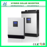 Transformerless 1kVA 800W 24VDC Solar Hybrid Inverter with 25A MPPT Charge Controller (QW-1kVA2425)
