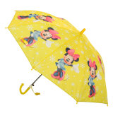 Auto Open Mouse Printing Kid Umbrella (JY-018)