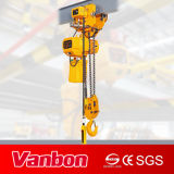 Vanbon 7.5ton Moved Type Electric Chain Hoist with Trolley