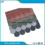 Color Stone Coated Roofing Asphalt Shingle
