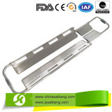 FDA Factory Durable Alloy Scoop Stretcher