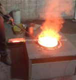 SCR Metal Induction Melting Furnace Hot Sale in China (GW-200KG)