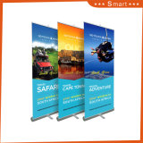 Custom Factory Aluminum Retractable Display Stand Roll up Banner Stand