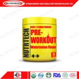 Watermelon Flavor Bodybuilding Sport Nutrition for Pre-Workout Powder Supplement