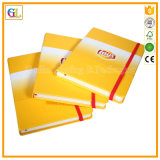 Custom PU Leather Business Notebook Printing